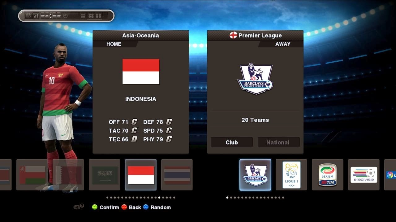 SUN PATCH PES 2013 FIFA BRAZIL MODE ISL