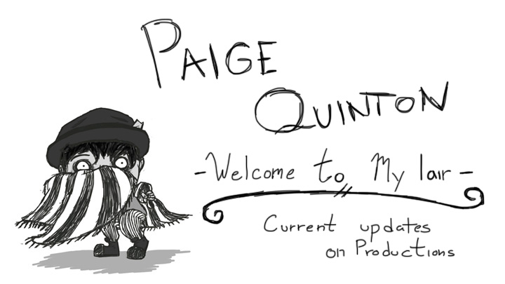 Paige's Animation Blog
