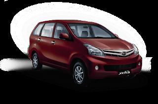 Daftar Harga Terbaru Mobil Daihatsu Xenia