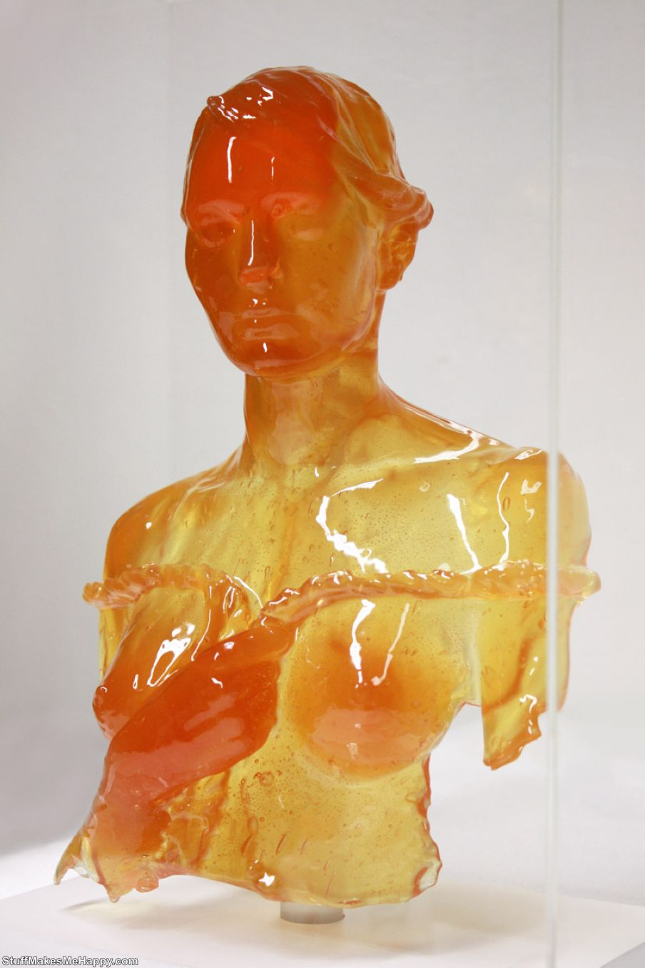Wonderful Life-Sized Sensual Sugar Sculptures by Joseph Marr