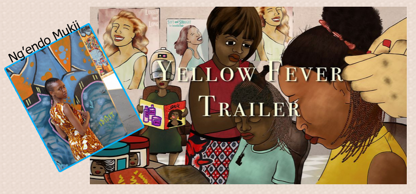 Ng'endo Mukii's Yellow Fever animation trailer
