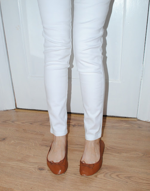 White Jeans_ uniqlo_h&M