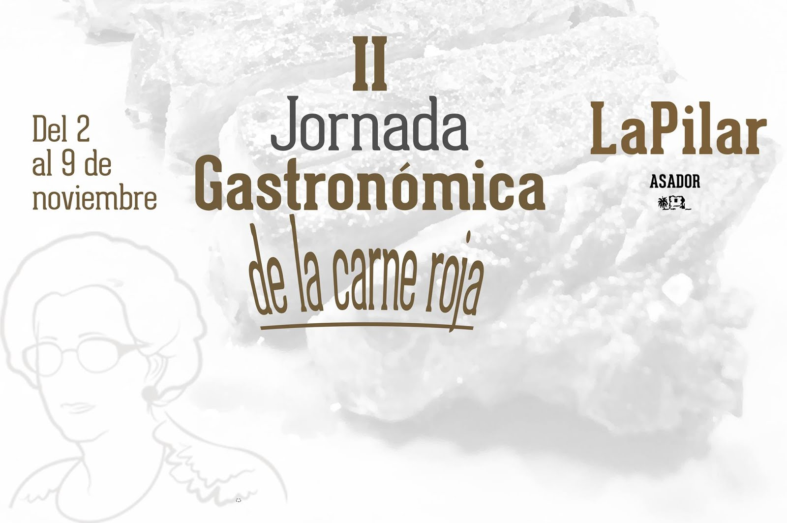 II Jornada Gastronómica de la carne roja en Asador La Pilar.