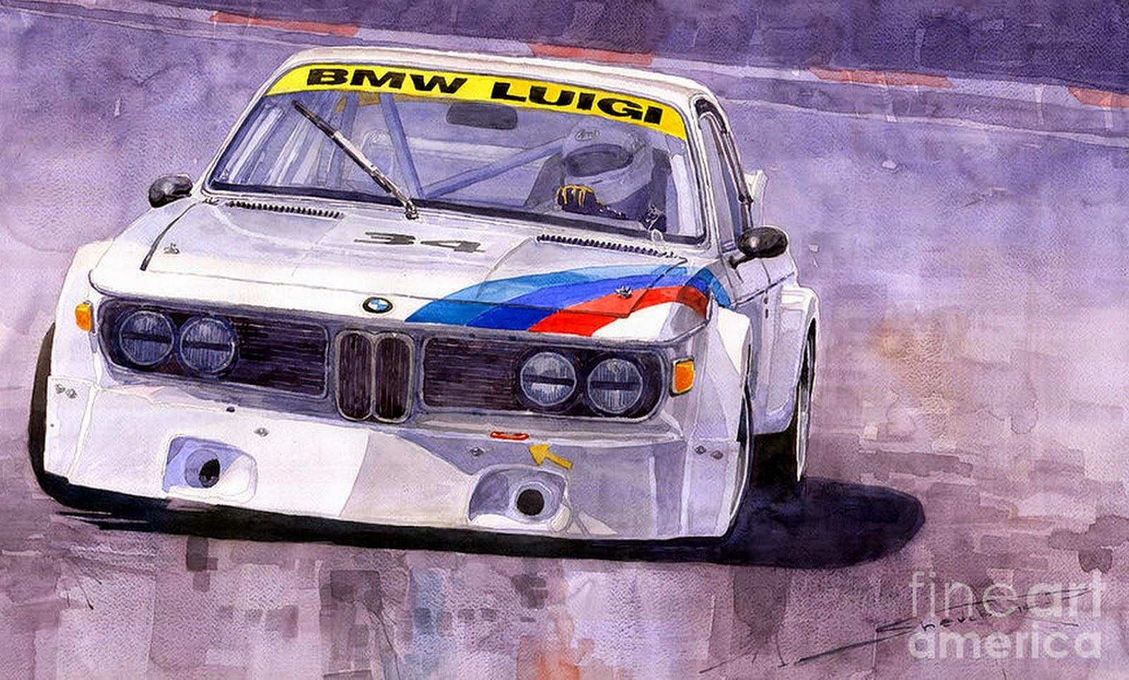 pinturas-de-carros-de-carreras