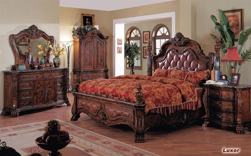 Elegant Traditional Bedroom Sets 500 x 311