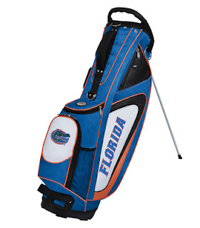 Florida Gators NCAA Gridiron II Golf Stand Bag