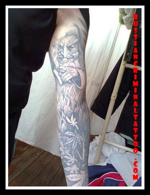 Marihuana_Tattoo