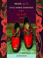 Cover of Balzac and the Little Chinese Seamstress