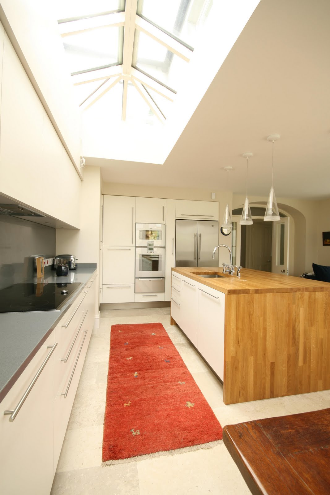 Kitchen, Wardrobes and Bespoke furniture: Sandycove Renovation on