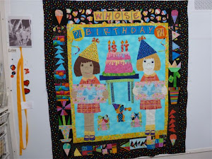 Idaho Story Quilt Retreat Quilt Example