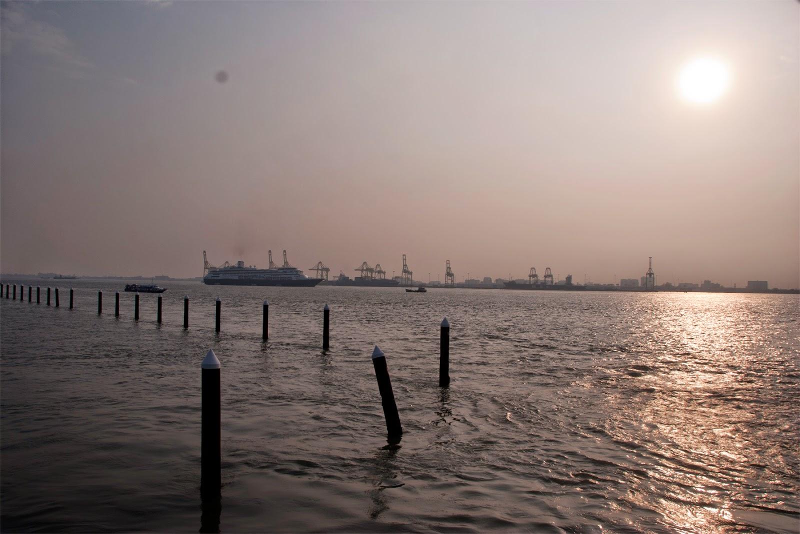 Penang port, ferry, penang, gambar cantik, arzmoha, kapal, lautan