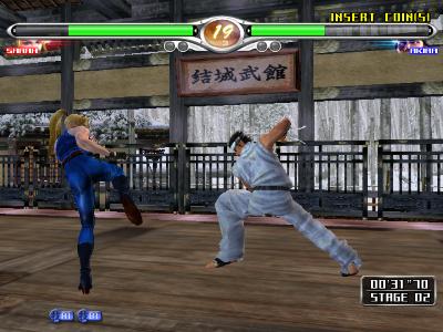 Virtua Fighter 4 - Evolution Iso Ps2 Juegos Para Play Station 2