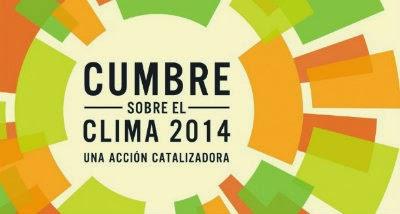 Cumbre sobre el Clima 2014 objetivos de cada país