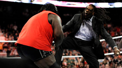 booker t en el 2012 vs mark henry en raw con smackdown