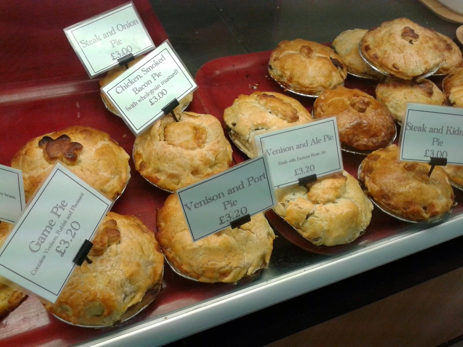 Pie Counter