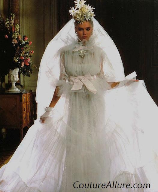 Yves St Laurent Wedding Dresses 43