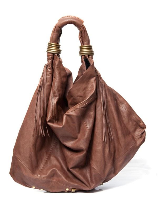 mk totem brown leather hobo bag review frugal family tree. Black Bedroom Furniture Sets. Home Design Ideas