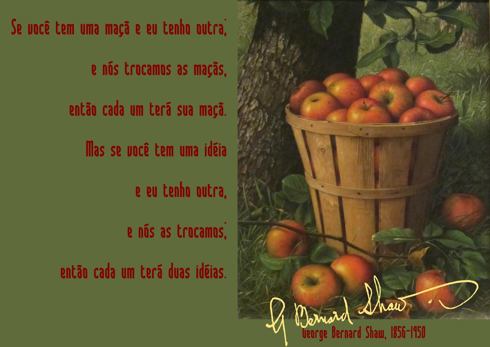 Resultado de imagem para frases sobre maçãs
