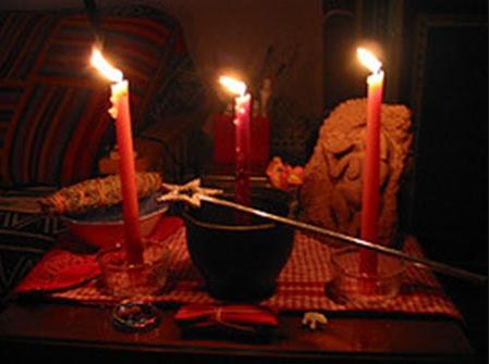 Ex-Love Back Ritual