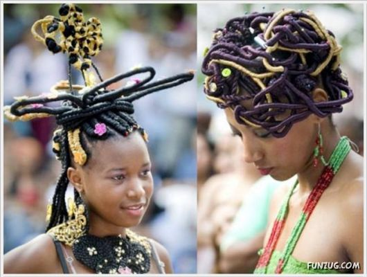 AFRO COLOMBIAN HAIR BRAIDING MESSAGES OF FREEDOM IN