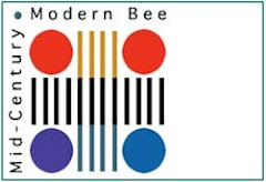 Mid Century Modern Bee