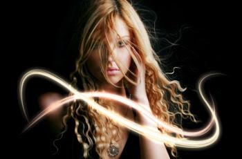 tutoriales para realizar efectos de luz con photoshop