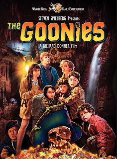 The Goonies, movie cover