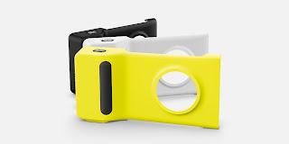 Gambar Kamera Grip Untuk Nokia Lumia 1020