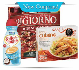 Amy 39 S Daily Dose New Target Printable Coupons Save On Lean Cuisine Digiorno And Coffee Mate