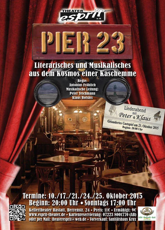 Pier23  -  Schön, dass Ihr da wart!