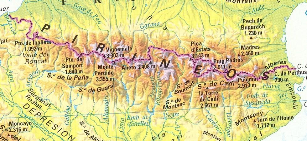 Los pirineos paperblog - Casa en el pirineo ...