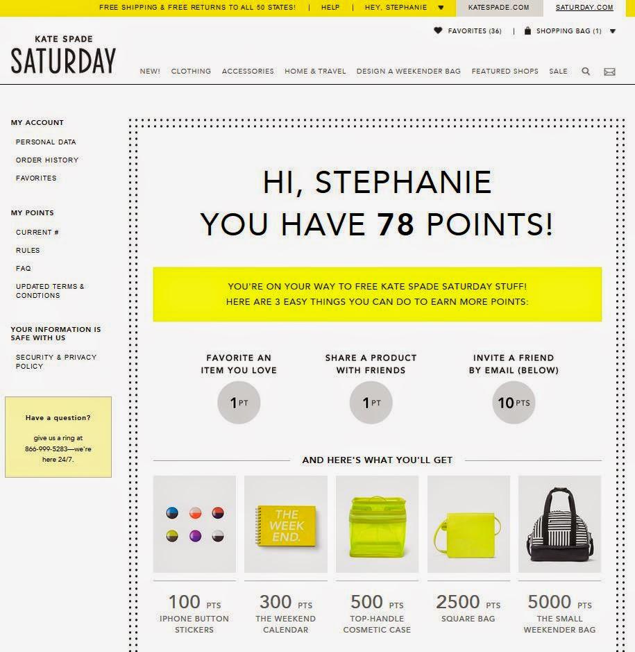 New Fashion Obsession: Kate Spade Staurday ~ The Dreams Weaver