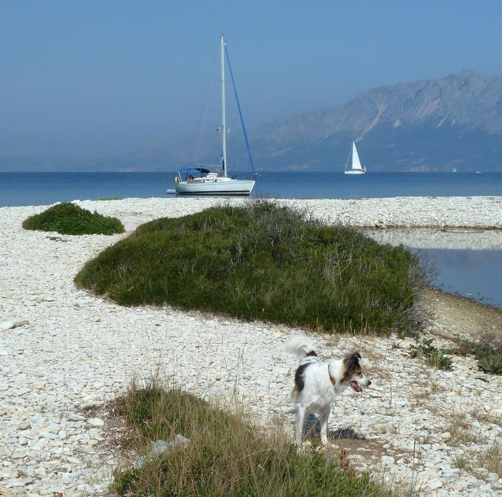 Strand Meganisi