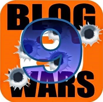 Blog Wars 9 - June 6th 2015