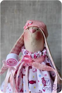 тильда заяц, ручная работа, тильдозаяц, handmade