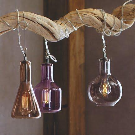 Glass Pendant Light Fixtures Modern Design By