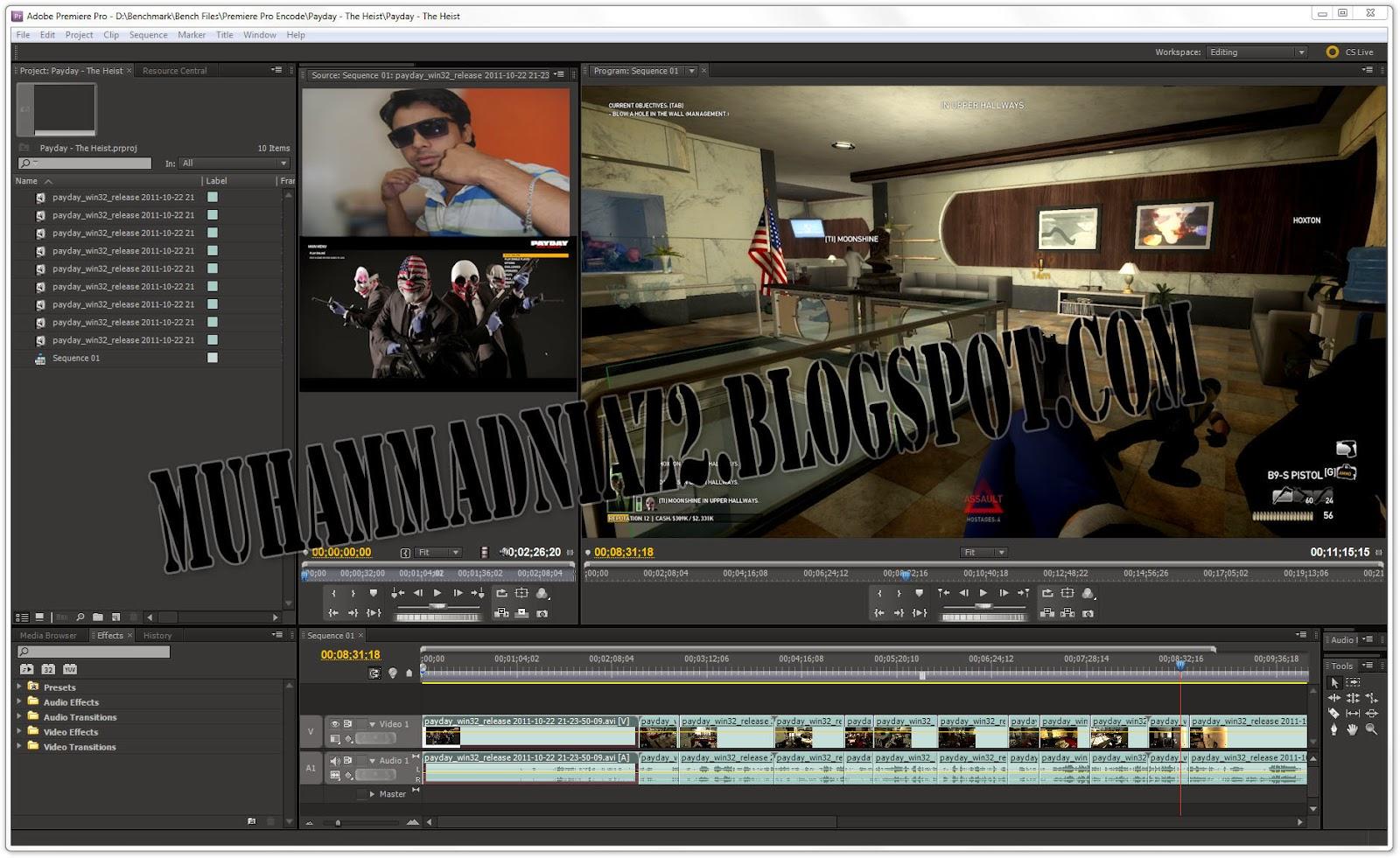 Adobe Premiere Elements   Free Download Full Version