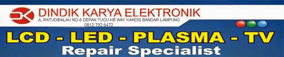 SERVICE LCD-LED LAMPUNG