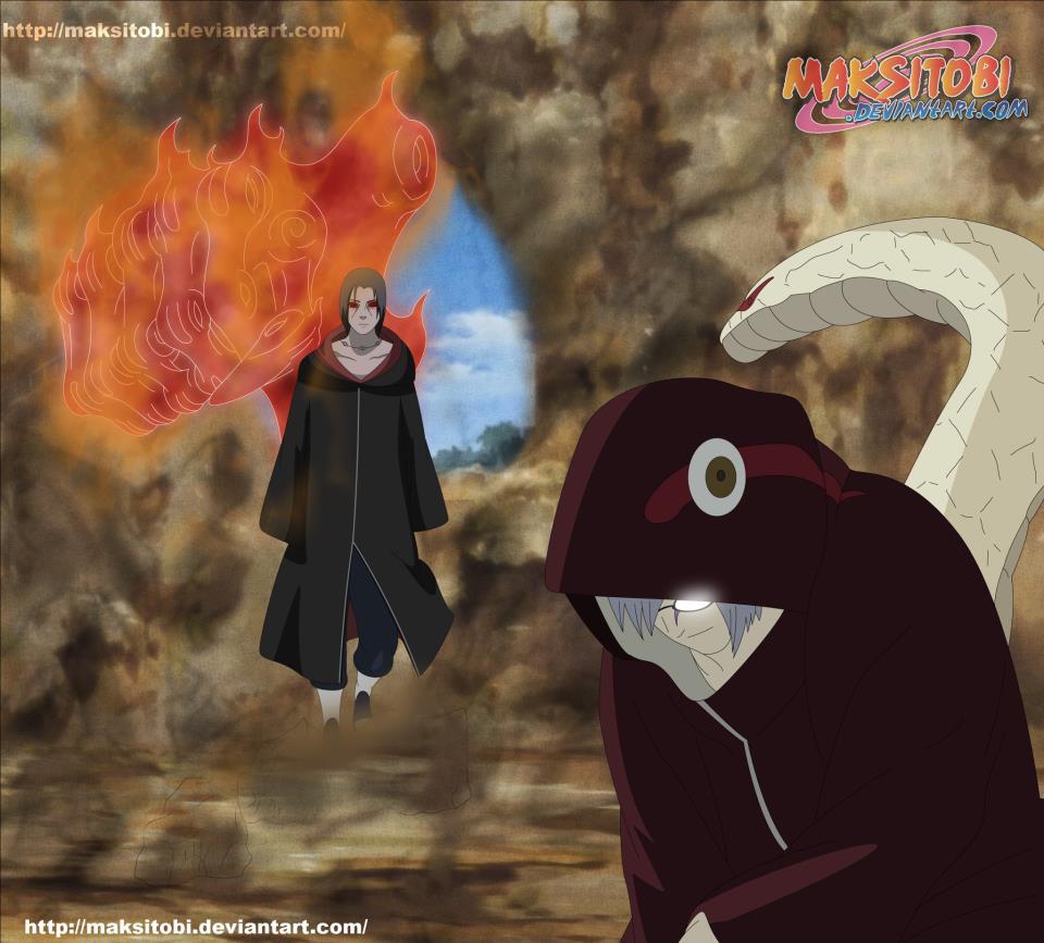 Alur Cerita Naruto Chapter 577 Bahasa Indonesia [ Versi Teks ]