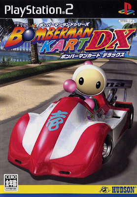 Bomberman Kart PS2
