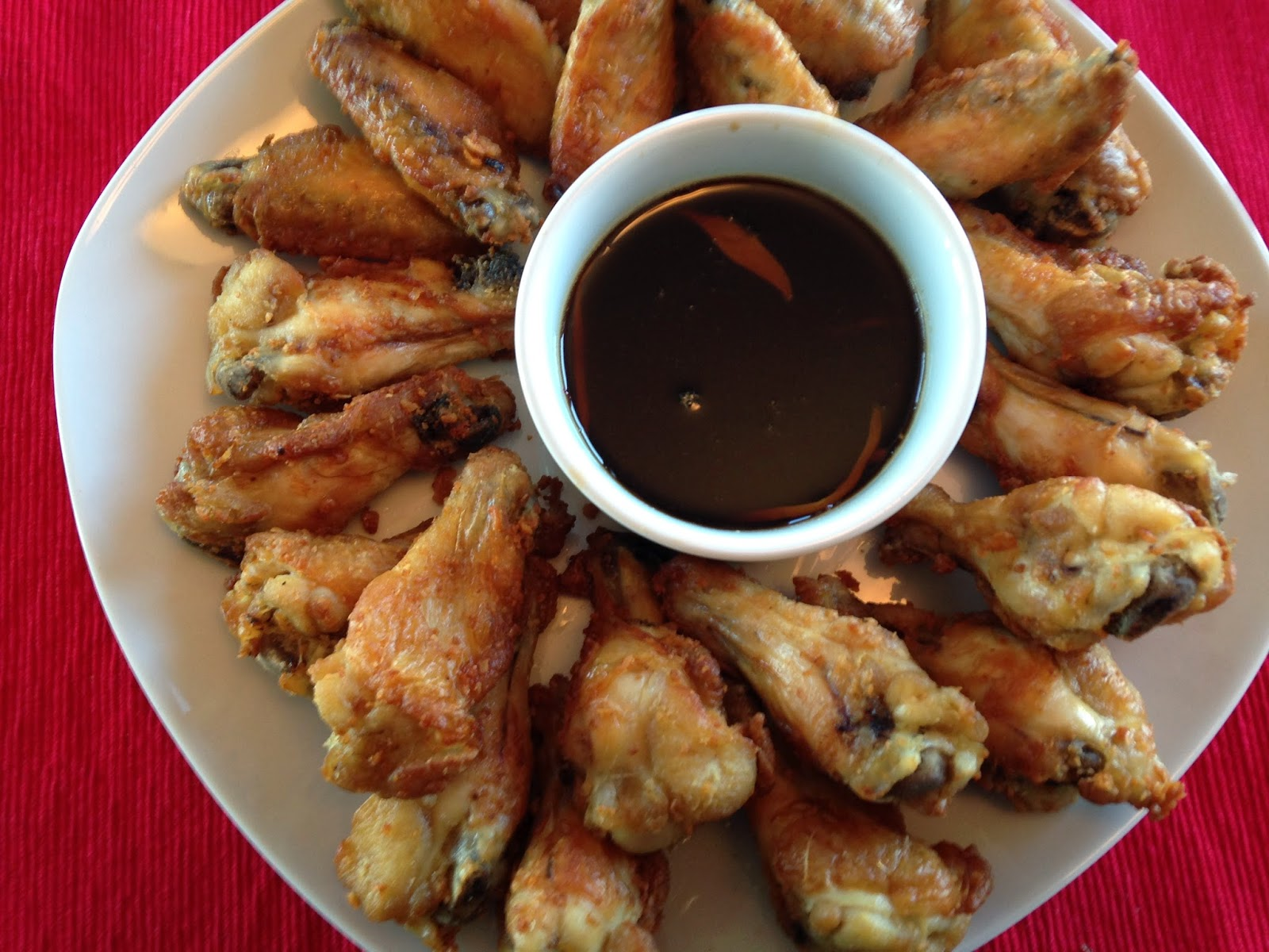 how to make crispy fried chicken wings