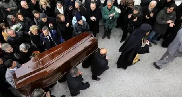 Λεμεσός: Ο παπάς ήθελε άλλο τάφο και δεν έκανε την κηδεία