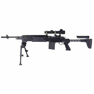 M14 / M21 EBR - Modern Warfare 3 Weapons