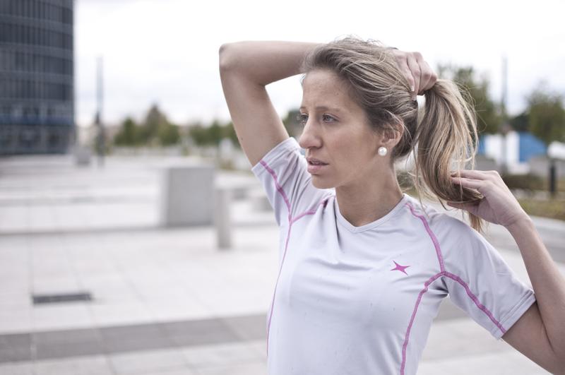 Ekatom tejidos biocerámicos aplicados a ropa deportiva