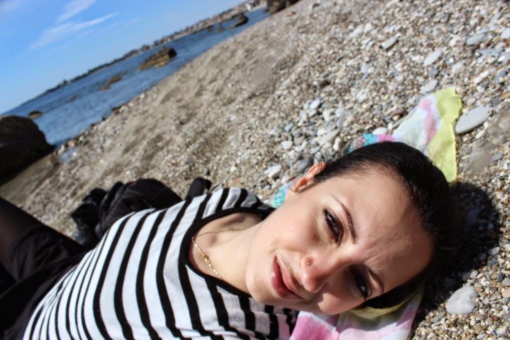 Giardini Naxos spiaggia