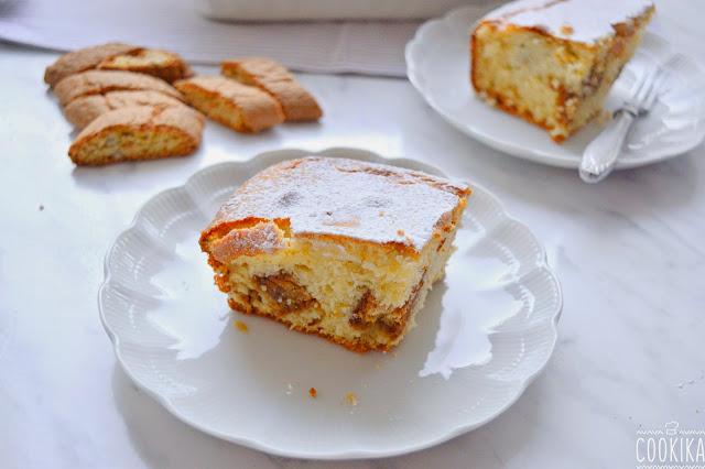 cantuccini cake