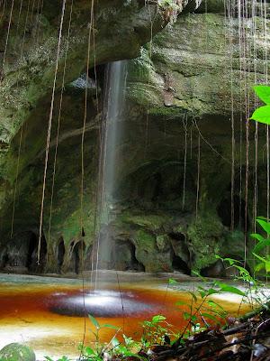 Caverna Refugío do Maroaga e Gruta da Judéia – Presidente Figueiredo - AM