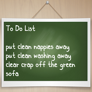 Single Mother Ahoy To Do List