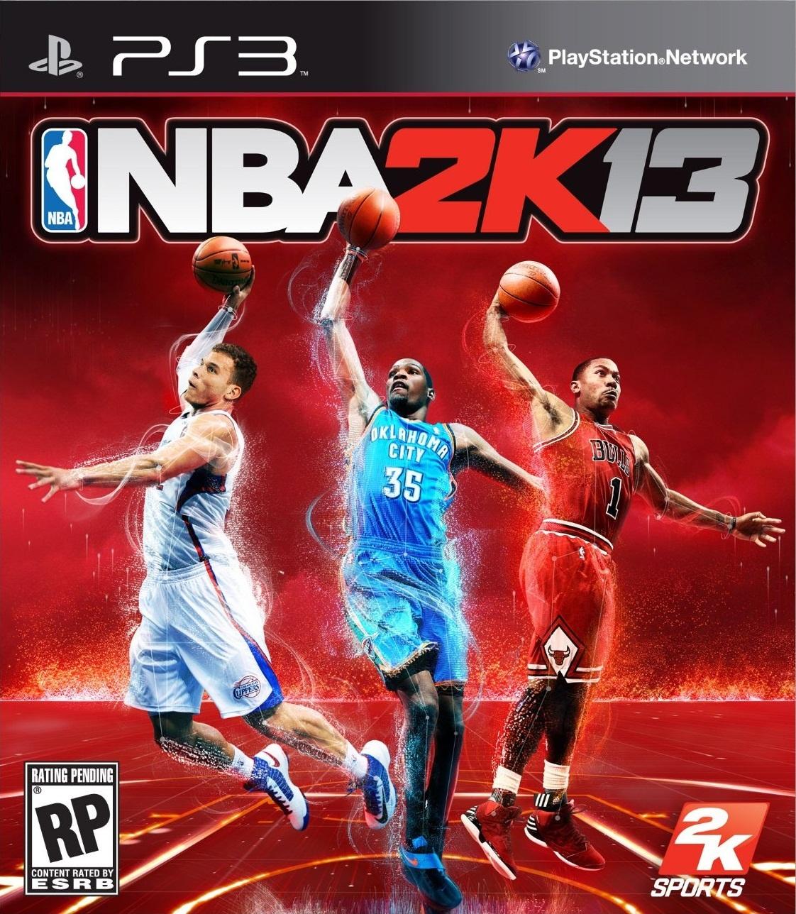 NBA 2K13 ? PS3