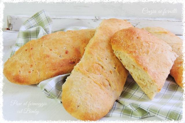 pane con formaggio con bimby